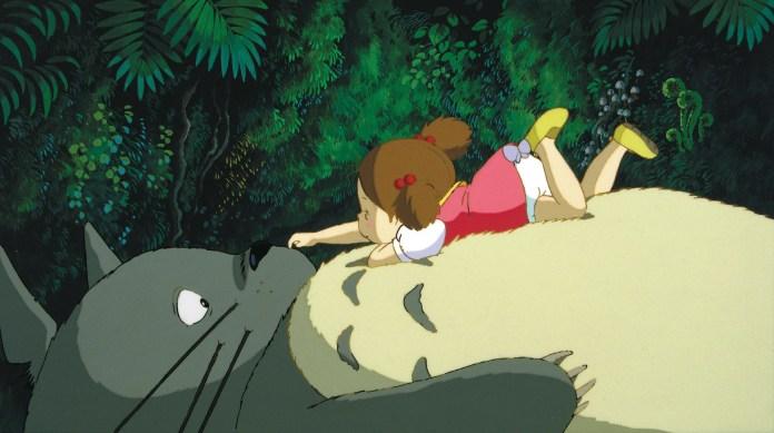 My Neighbor Totoro (1988) Dir. Hayao Miyazaki