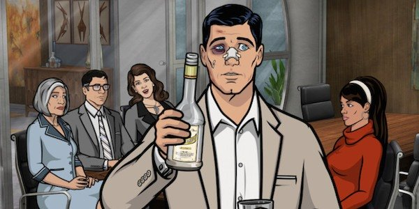 Archer (2009 - ) | No. of Seasons - 11