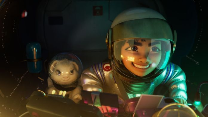 Over the Moon (2020) Review - An Imperative Variegation