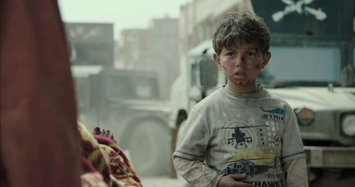 Mosul (2019 film)