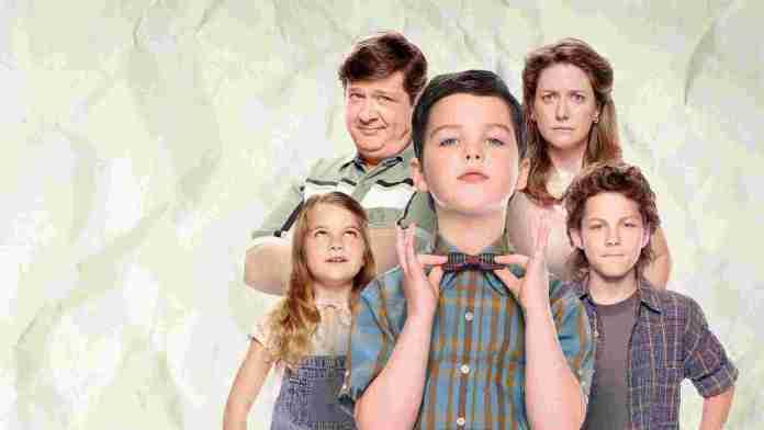 Young Sheldon Cooper - The Big Bang Theory -