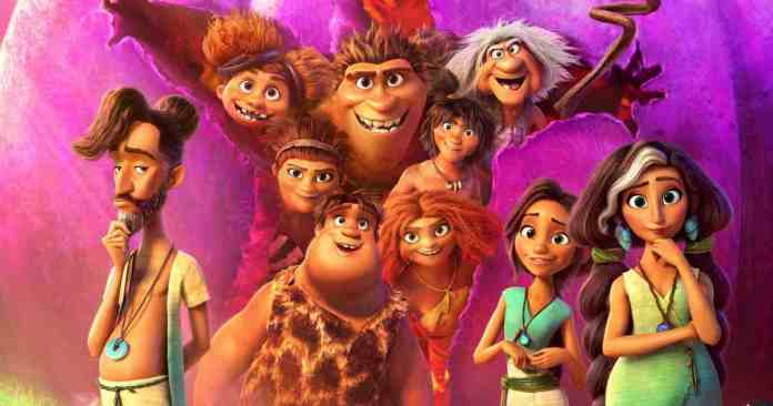 The Croods: A New Age (2020 Animated Film) Review