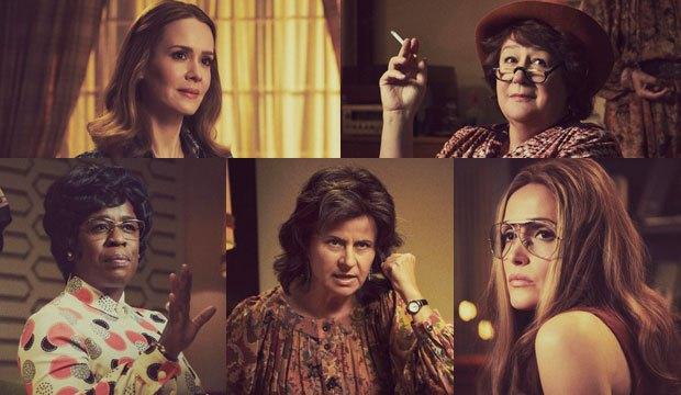 Mrs America (TV Miniseries) Analysis