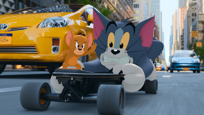 Tom And Jerry: The Movie (2021 Film) Review - A Heartwhelming Nostalgia