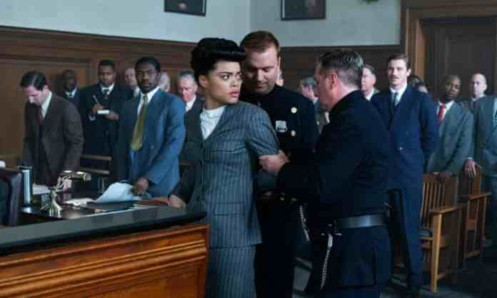 The United States vs Billie Holiday (2021 Film) Analysis - The Lady Who Sang Fearlessly