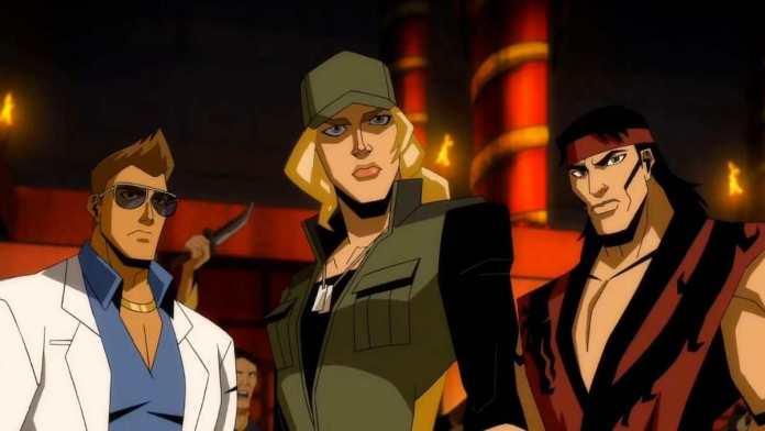 Mortal Kombat Legends Scorpions Revenge Summary Ending Explained 2020 Animated Film