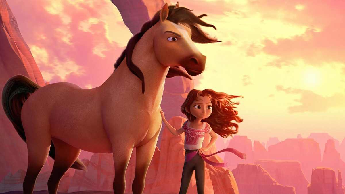 Spirit Untamed Summary & Ending Explained 2021 Animated Film Jake Gyllenhaal
