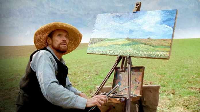 At Eternitys Gate Vincent Van Gogh Review Analysis 2018 Film Willem Dafoe Vincent Van Gogh