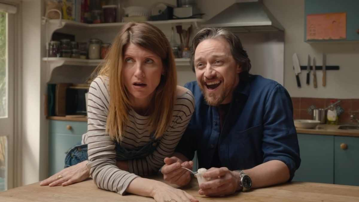 Together Summary & Review 2021 Film James McAvoy Sharon Horgan