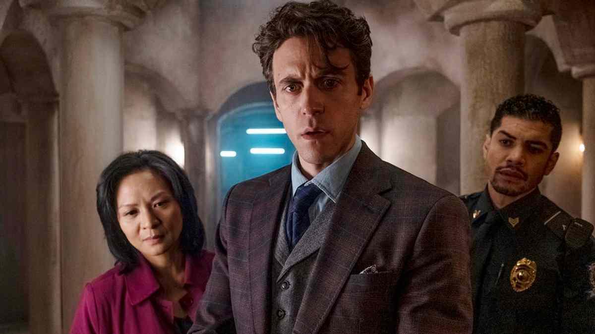 The Lost Symbol Episode 1 Recap Ending Explained 2021 Mini Series Dan Brown