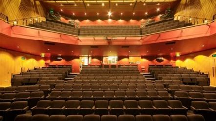 Gala Theatre (Inside, View from stage)