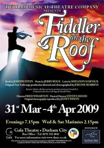 Fiddler on the Roof (2009) Poster
