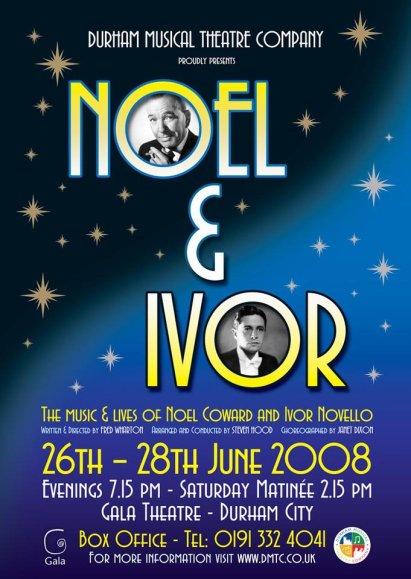 Noel & Ivor (2008) Poster