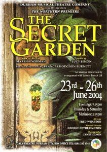 The Secret Garden (2004) Poster