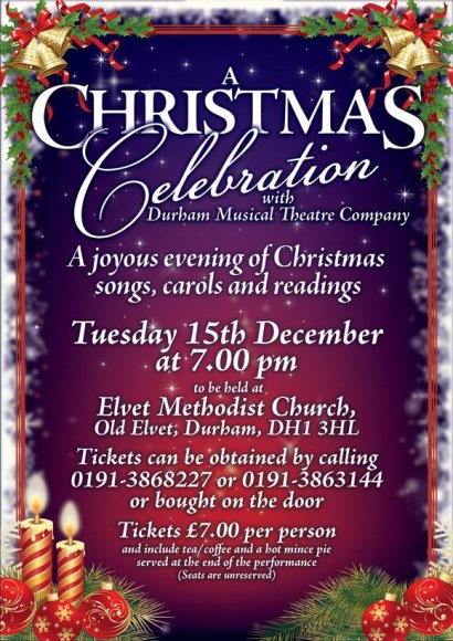 A Christmas Celebration Poster