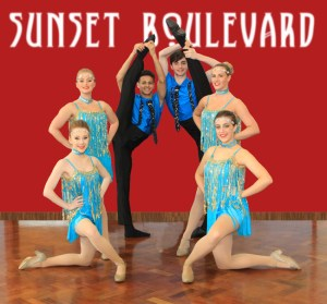 Dancers - Sunset Boulevard