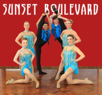 Dancers - Sunset Boulevard
