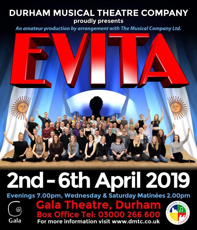Evita (2019) - Cast (Full)