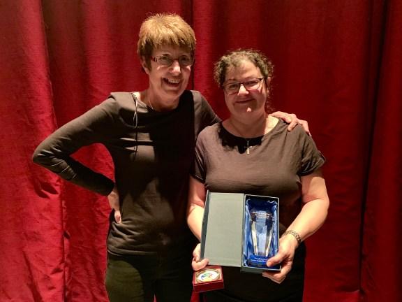 Melanie Spedding - Special Award (3)