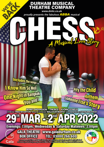 Chess 2022 poster