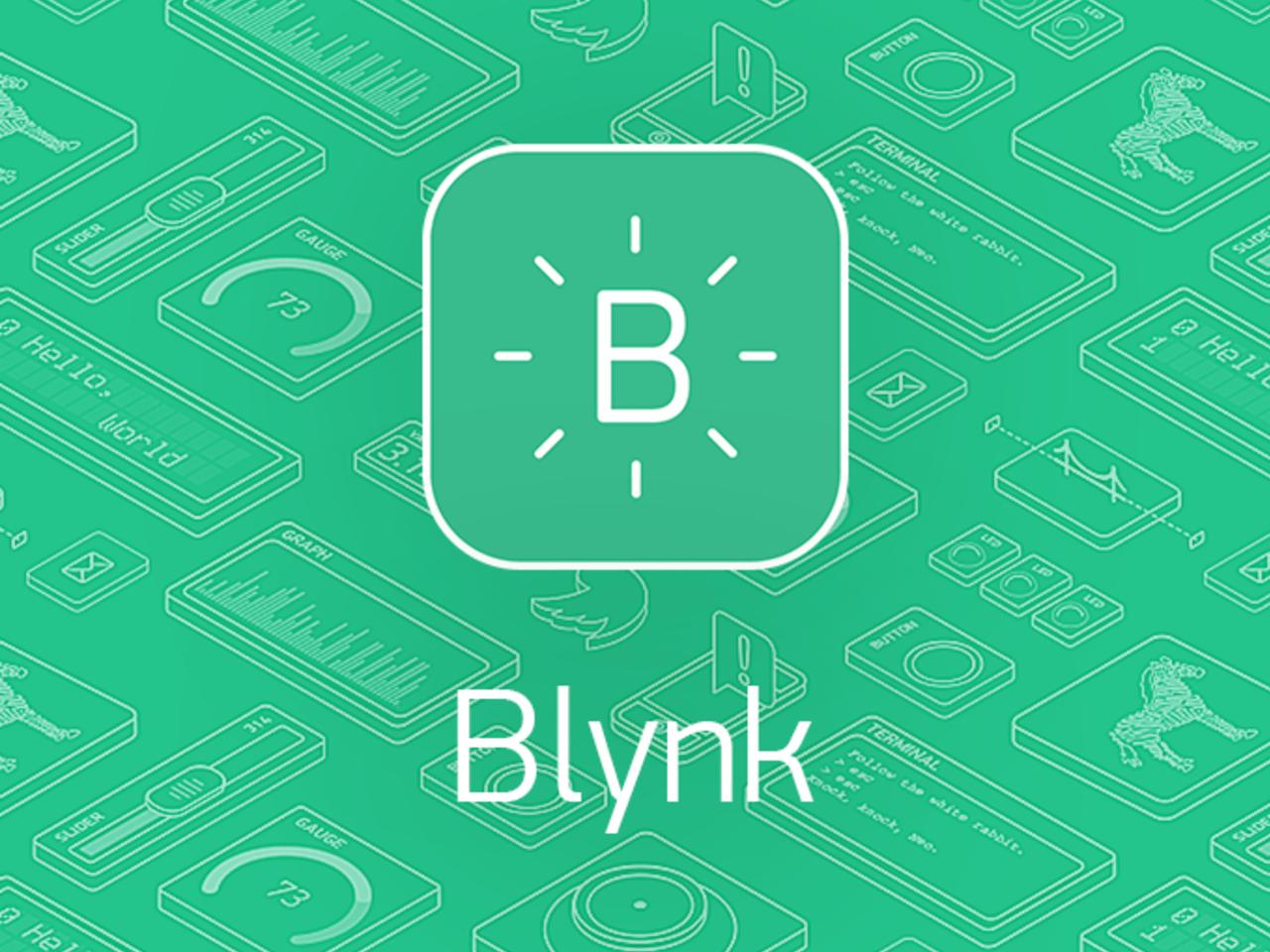 Blynk  Intel DevMesh