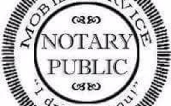 24/7 Mobile Notary Public and Signing Agent Services by