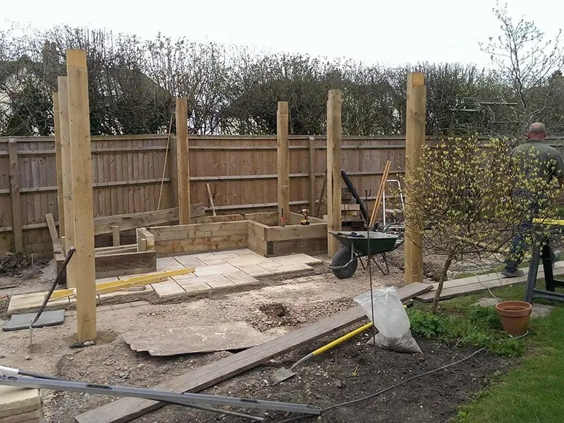 DMW Landscapes Faringdon Garden Design Maintenance1