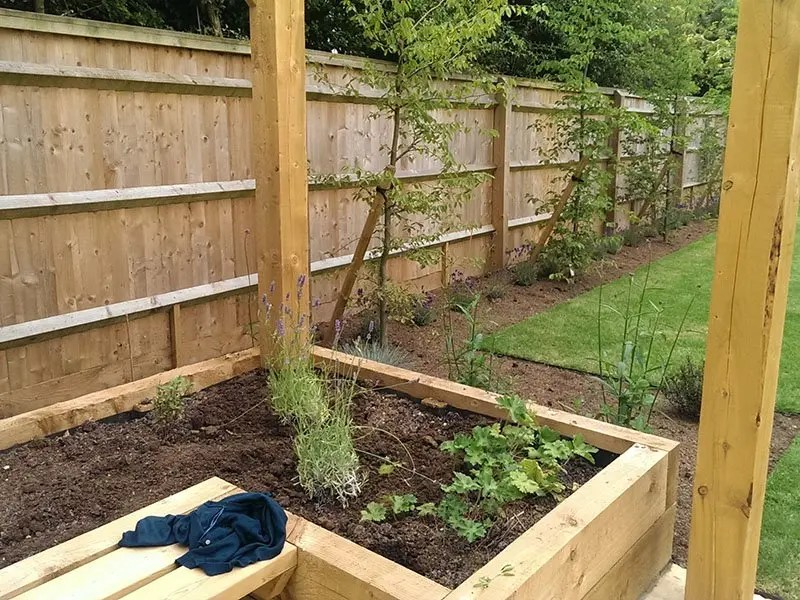 DMW Landscapes Faringdon Garden Design Maintenance5
