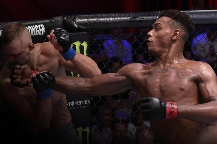 Jamahal Hill Always Expected Success | UFC