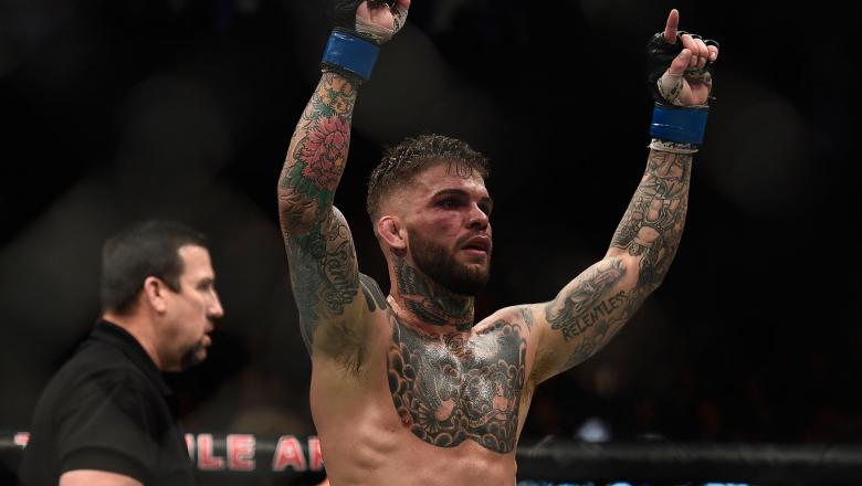 Cody Garbrandt Career Earnings, Net Worth and Info