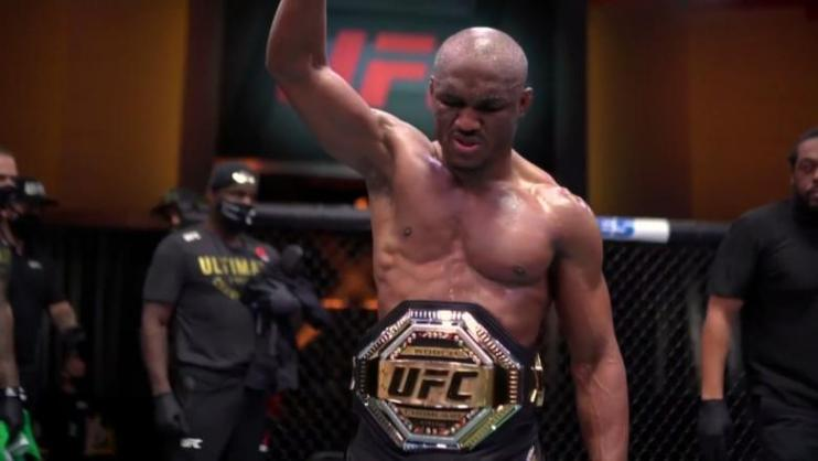 """""""put some respect on my name"""" - Kamaru Usman, The Utlimate Jab & Mindset in the game 2"""