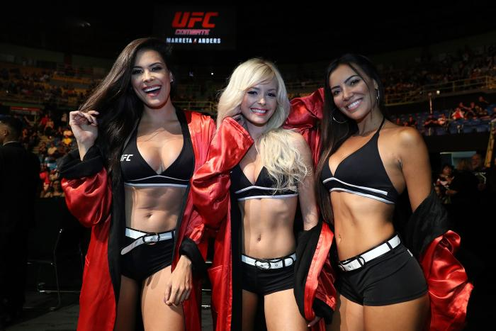 photo gallery octagon girls