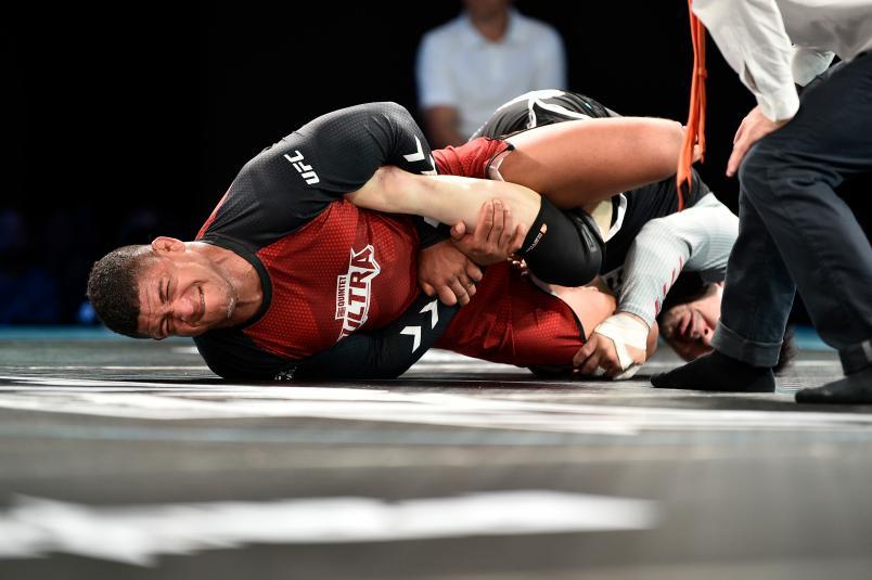 Gilbert Burns Not Afraid To Grapple With Maia | UFC
