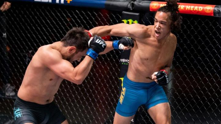 In a quiet TUF season, Bryan Battle has been a decent personality and underdog to back through | UFC on ESPN 30