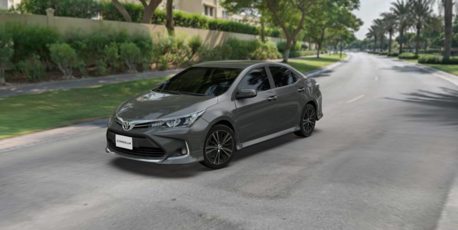 all new corolla altis vs civic kekurangan grand veloz toyota 2019 cars for sale in the uae experience loading