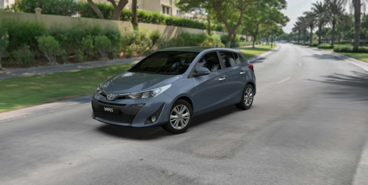 toyota yaris trd sportivo interior harga all new vellfire 2019 hatchback cars for sale experience loading
