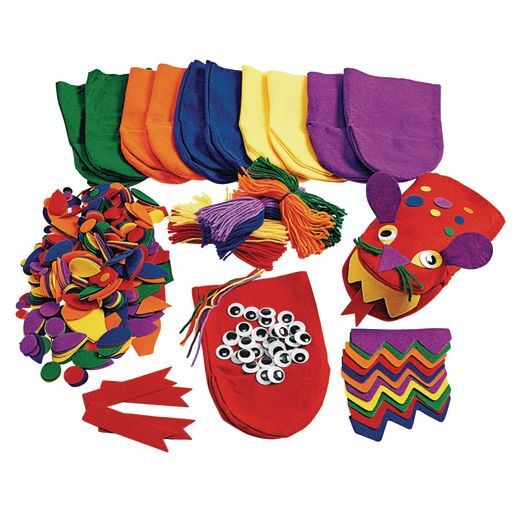 colorations imaginary hand puppets