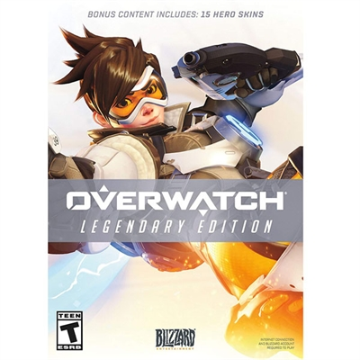 Activision Blizzard Inc 73052ACT Overwatch Legendary Ed PC NA