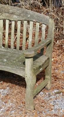 kingsley-bate teakwood bench