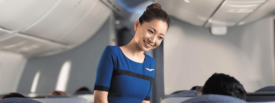 Bilingual Flight Attendant Cover Letter