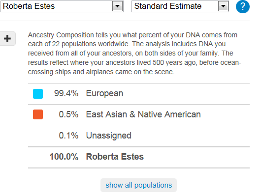 rje world 23andme 2