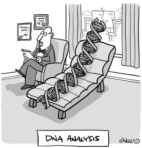 DNA Analysis purchased 1-24-2013