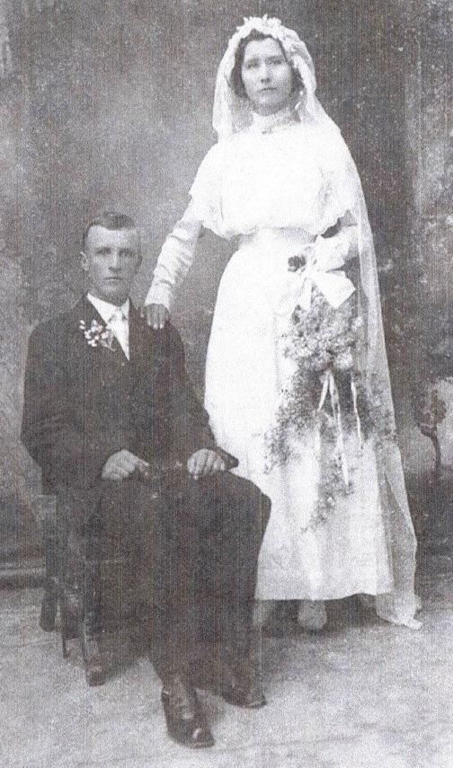 Duckett wedding