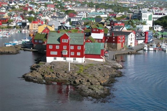 Faroe island capital