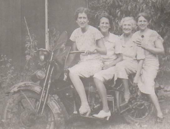 lore sisters motorcycle