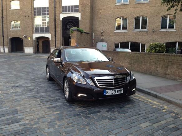 Said's Mercedes