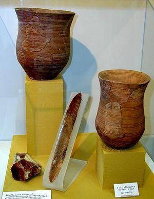 Beaker artifacts