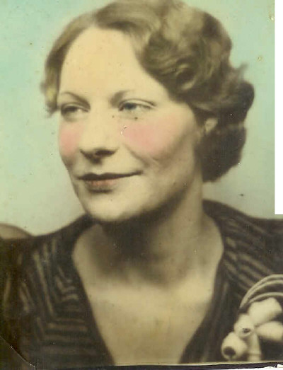 Possibly Betty's mother