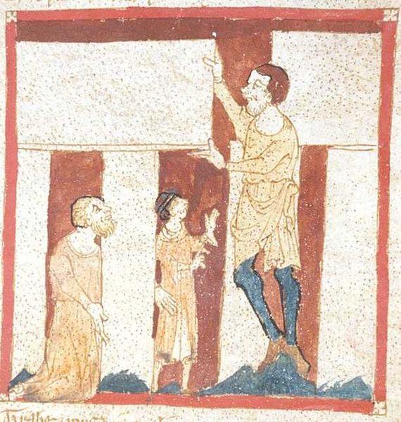 Stonehenge roman manuscript