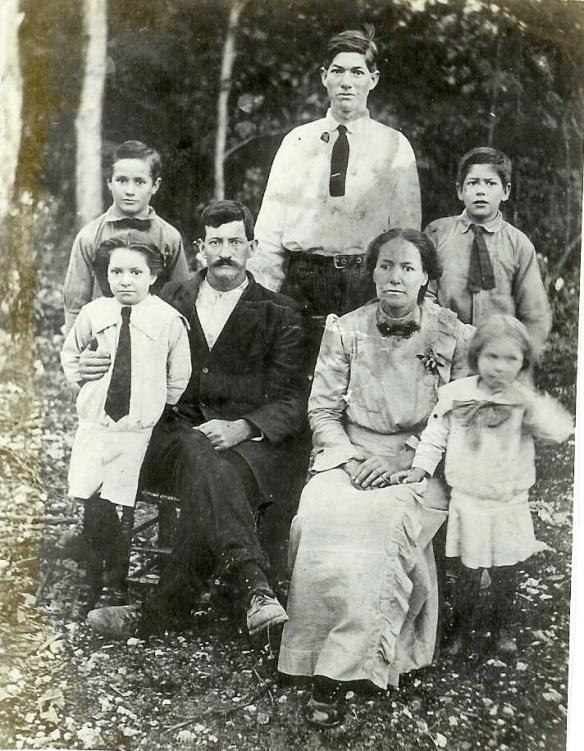 Estes family 1914